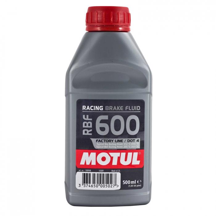 Lichid frana MOTUL RBF600 Factory Line DOT4 500ml [0]