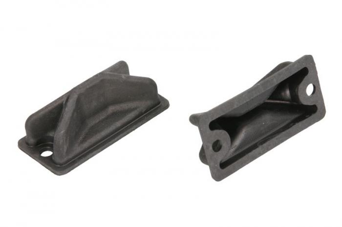 Membrane vas lichid frana/ambreiaj fata/spate (2 bucati) KAWASAKI KDX, KL, KLX, KX 65-650 dupa 1988 [0]