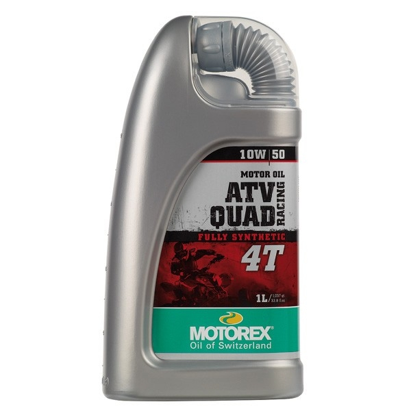Motorex - ATV Quad Racing 10W50 - 1l 0