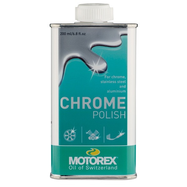 Motorex - Chrome Polish - 200ml [0]