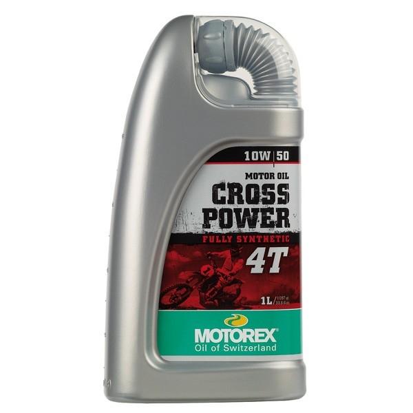 Motorex - Cross Power 10W50 - 1l [0]