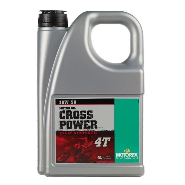 Motorex - Cross Power 10W50 - 4l 0