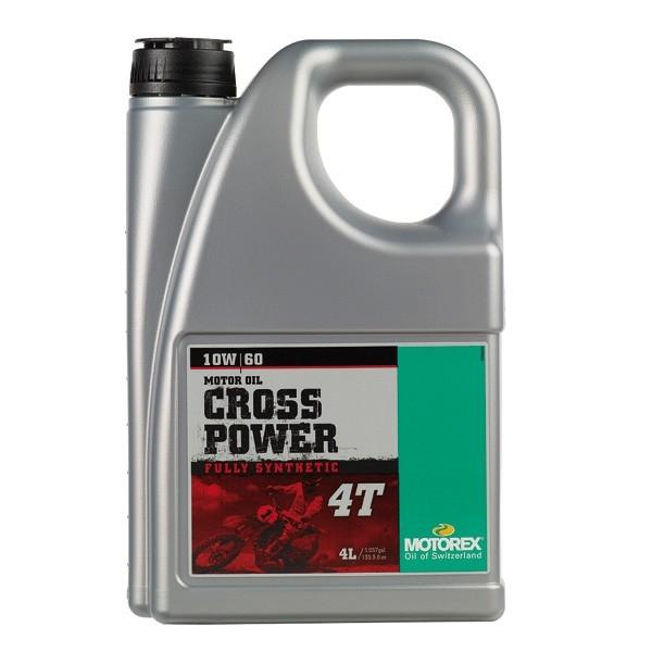 Motorex - Cross Power 10W60 - 4l [0]