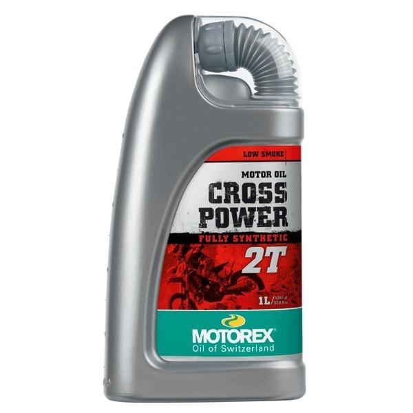 Motorex - Cross Power 2T - 1l [0]