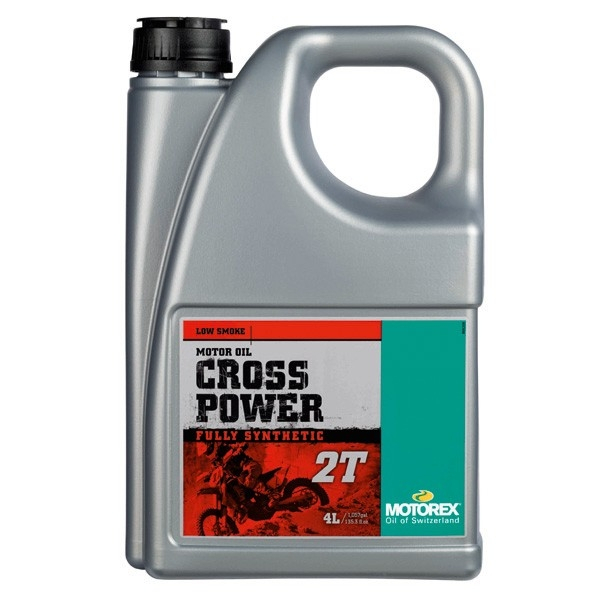 Motorex - Cross Power 2T - 4l 0