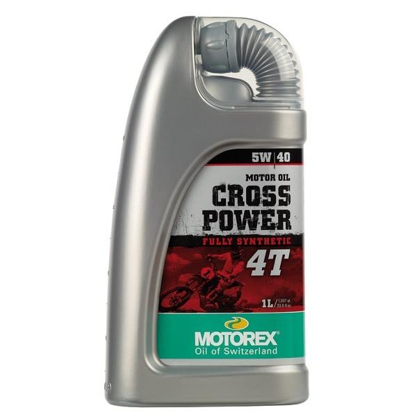Motorex - Cross Power 5W40 - 1l [0]
