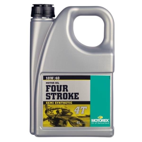 Motorex - Four Stroke 10W40 - 4l [0]