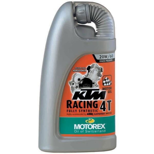 Motorex - KTM Racing 20W60 - 1l [0]