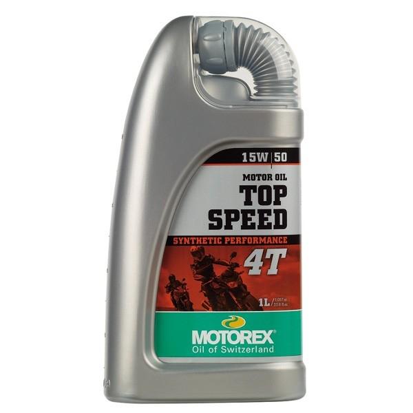 Motorex - Top Speed 15W50 - 1l 0