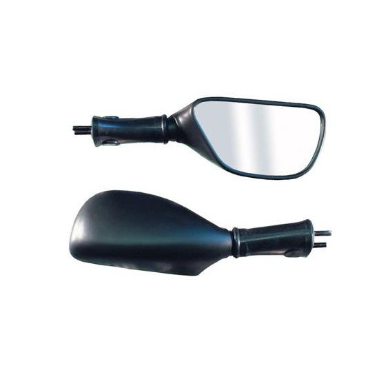 Oglinda dreapta, culoare negru,  KAWASAKI ZX-6R, ZX-9R 600/636/900 dupa 1998 [0]