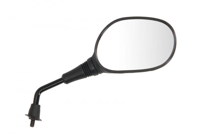 Oglinda dreapta, diametru 8mm, partea dreapta, culoare negru KYMCO FILLY, PEOPLE, SCOUT, ZX; RIEJU PACIFIC, TOREO 50/125 dupa 1995 [0]
