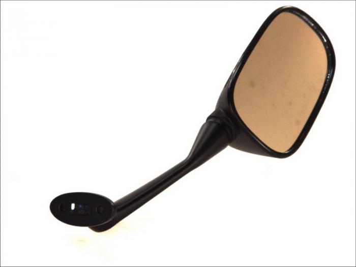 Oglinda stanga, culoare negru HONDA CBF 600/1000 dupa 2004 [0]