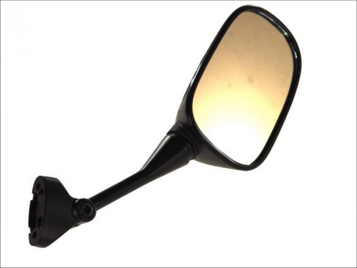 Oglinda stanga, culoare negru HONDA VFR 800 dupa 2002 [0]
