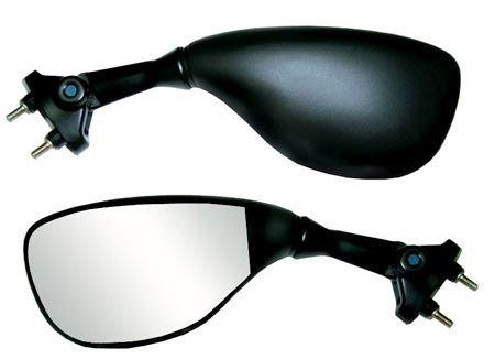 Oglinda stanga, culoare negru,  KAWASAKI ZX-6R, ZX-6RR 600/636 dupa 2003 [0]