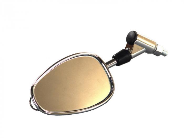 Oglinda stanga, diametru 10mm, partea dreapta, culoare crom YAMAHA FZ1, FZS 1000 dupa 2001 [0]
