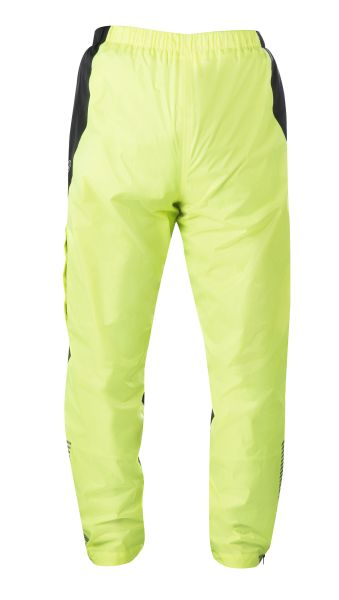 Pantaloni ploaie ALPINESTARS HURRICANE culoare negru/fluorescent/galben, marime L 0