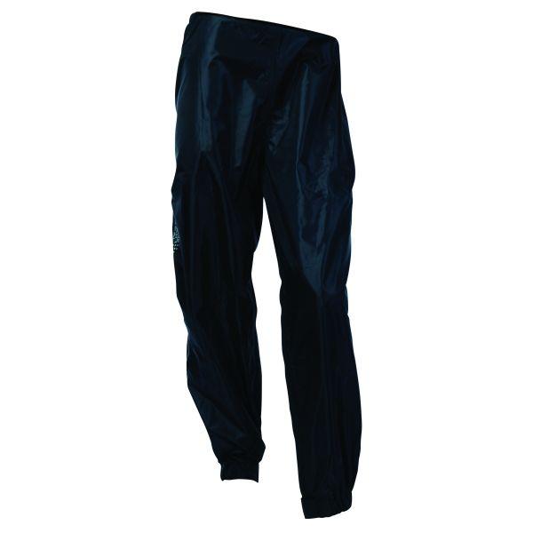 Pantaloni unisex impermeabili impotriva ploii sezon toamna - iarna negru Marime 4XL 0