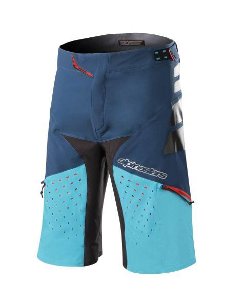 Pantaloni scurti bicicleta ALPINESTARS DROP PRO Pantaloni scurti culoare albastru, marime 34 0