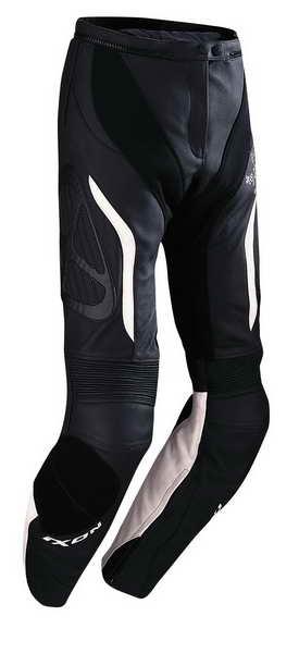 Pantaloni sport IXON PRIMA VX culoare negru/alb, marime S 0