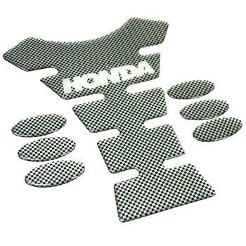 Postament Protectie Rezervor Bike IT inscriptie Honda [0]