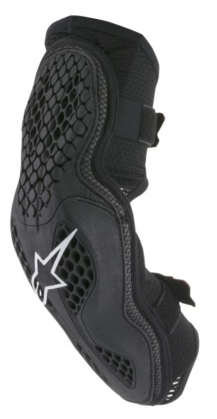 Protectie coate ALPINESTARS MX SEQUENCE culoare negru/rosu, marime M; S 0