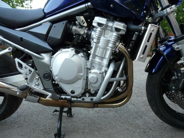 Protectie motor bara SUZUKI GSF 1250 dupa 2007 [0]