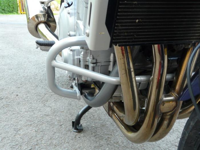 Protectie motor bara SUZUKI GSF 650 dupa 2007 [0]