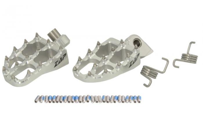 Scarita moto sustinere  (culoare argintiu) GAS GAS; KTM; YAMAHA [0]