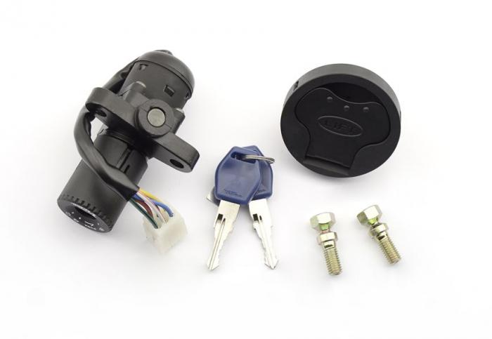 Set butuc cu chei pornire, combustibi, KTM 640,Vicma [0]