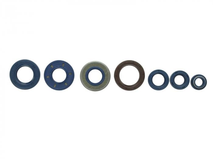 Set garnituri motor APRILIA CLASSIC, rosu ROSE, RS; HM CMC, CRE; HONDA CRE; YAMAHA DT 50 dupa 1991 [0]