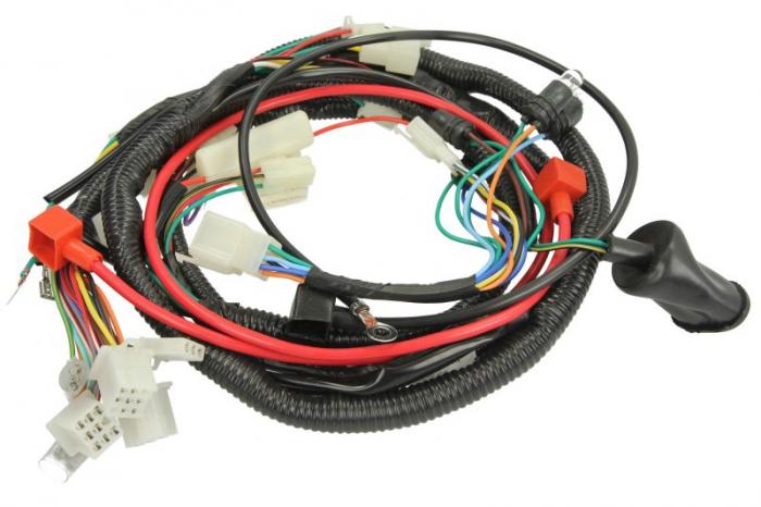 "Set reparatie cabluri electrice Scuter Gy6-50 4T 10"" [0]"