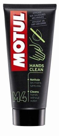 Solutie curatare maini HANDS CLEAN 100ml, Motul 0