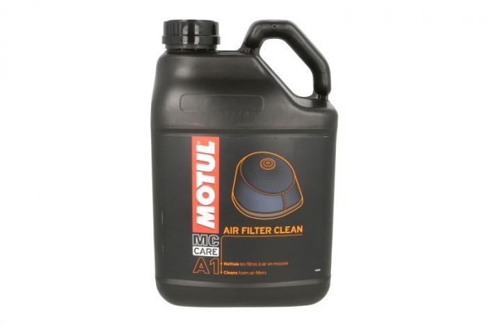 Solutie curatat MOTUL AIR FILTER CLEAN 5l filtru spuma / burete [0]