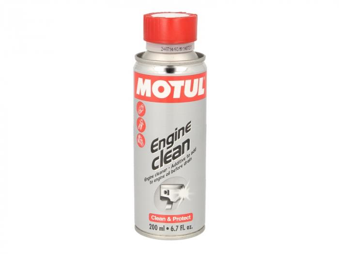 Solutie curatat  MOTUL ENGINE CLEAN  0,2l 0