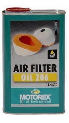Solutie filtru aer Air filter oil 206 1L, Motorex [0]
