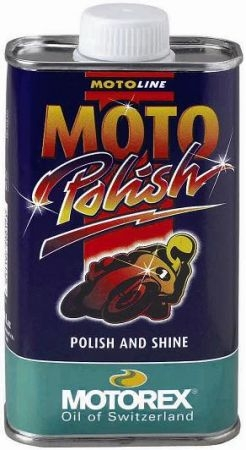 Solutie polish moto 200ml, Motorex 0
