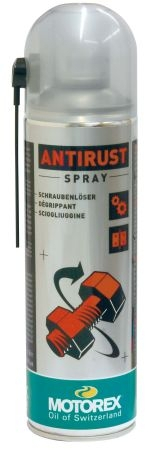Spray antirugina Anti rust 500ml, Motorex 0