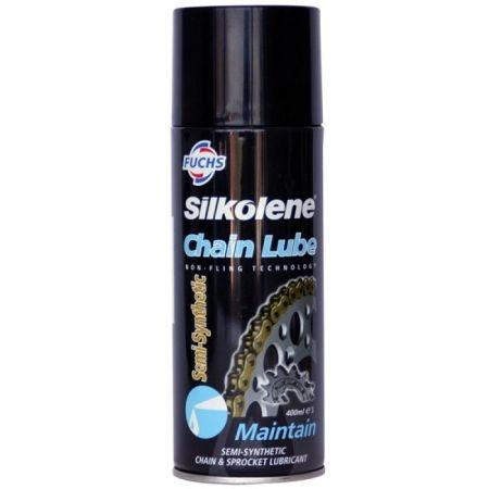 Spray intretinere lant moto, SILKOLENE CHAINLUBE 0,5L 0