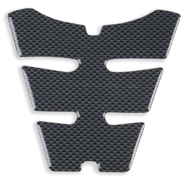 Sticker rezervor, tank pad, fibra carbon, Vicma [0]