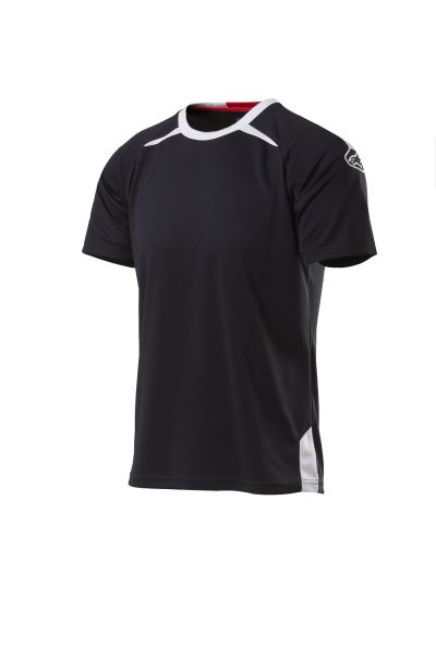 Tricou TOP Fdeschis SS ALPINESTARS culoare negru, marime S 0