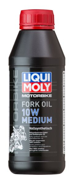 Ulei amortizor LIQUI MOLY Fork Oil SAE 10W 0,5l sintetic 0