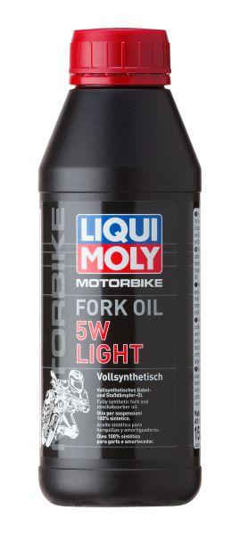 Ulei amortizor LIQUI MOLY Fork Oil SAE 5W 0,5l sintetic 0