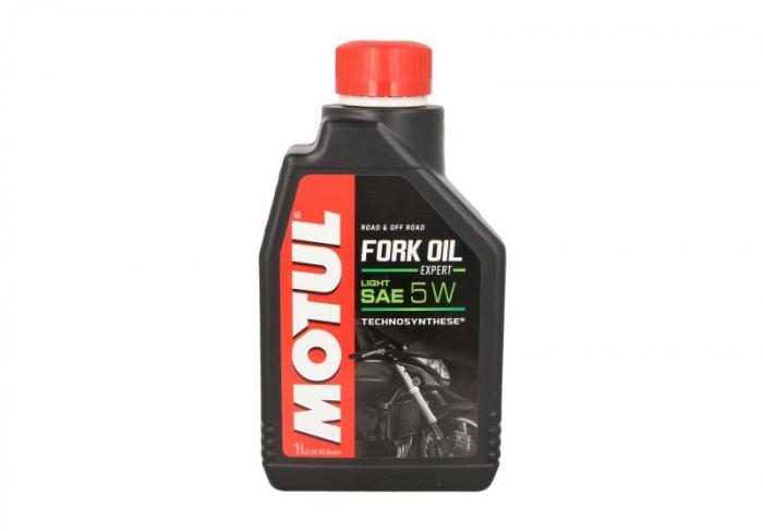 Ulei amortizor MOTUL Fork Oil Expert SAE 5W 1l [0]