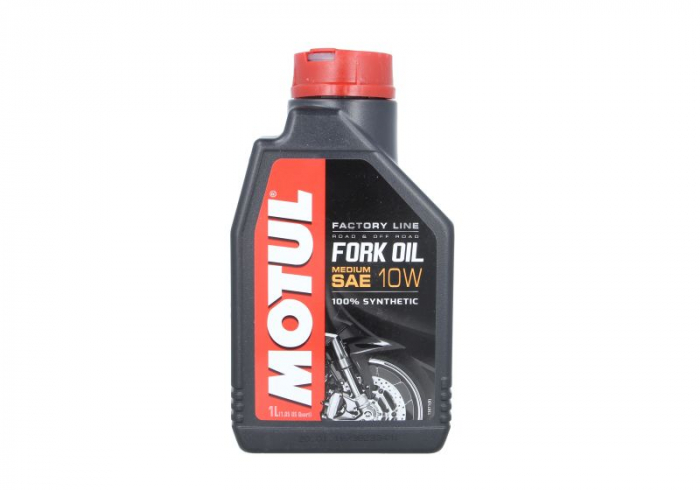 Ulei amortizor MOTUL Fork Oil Factory Line SAE 10W 1l sintetic 0