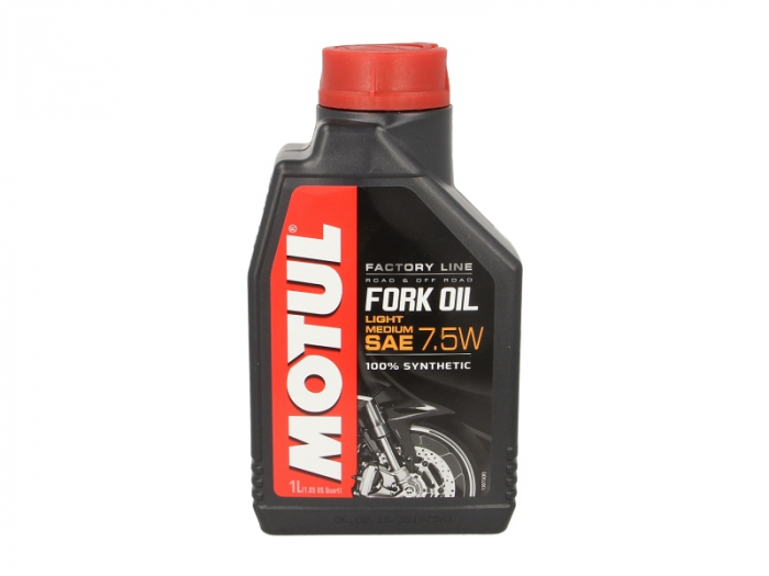 Ulei amortizor MOTUL Fork Oil Factory Line SAE 7,5W 1l sintetic [0]