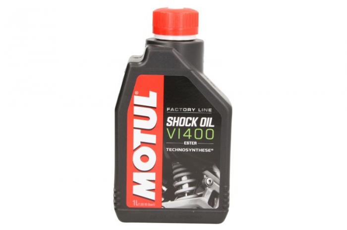 Ulei amortizor MOTUL Shock Oil Factory Line 1l amortizoare spate 0