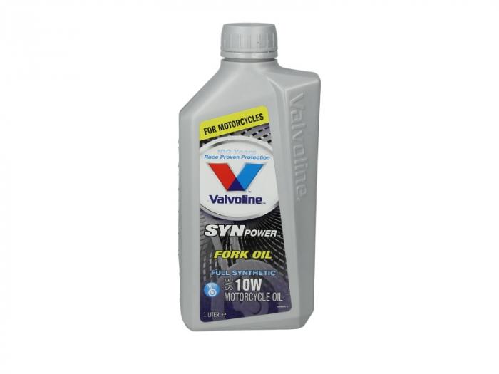 Ulei amortizor VALVOLINE SYNPOWER SAE 10W 1l sintetic 0