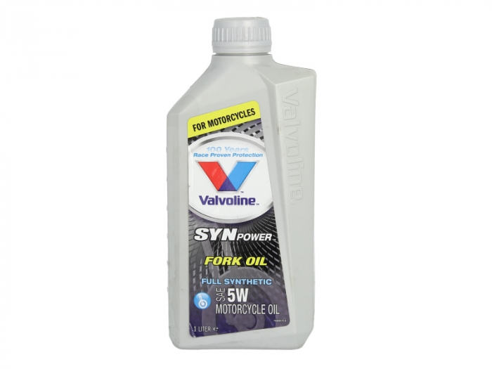 Ulei amortizor VALVOLINE SYNPOWER SAE 5W 1l sintetic [0]