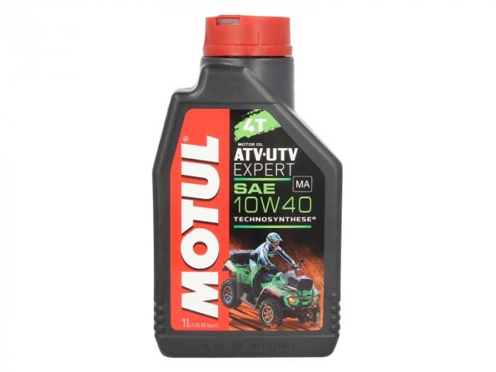 Ulei moto 10W40 MOTUL POWER EXPERT QUAD 4T 10W40 1 litru [0]
