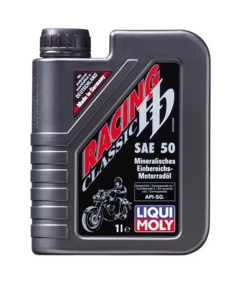 Ulei moto 4T Liqui Moly RACING HD-CLASSIC SAE50 1L 0